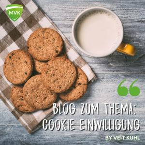 Cookie Einwilligung nach DSGVO