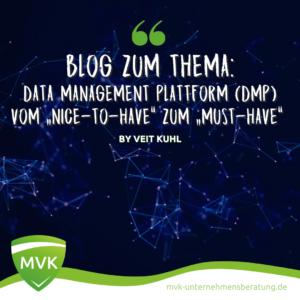 Data Management Plattform (DMP)